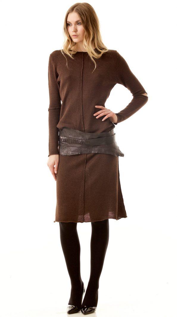 MADELEINE // A-line shift dress