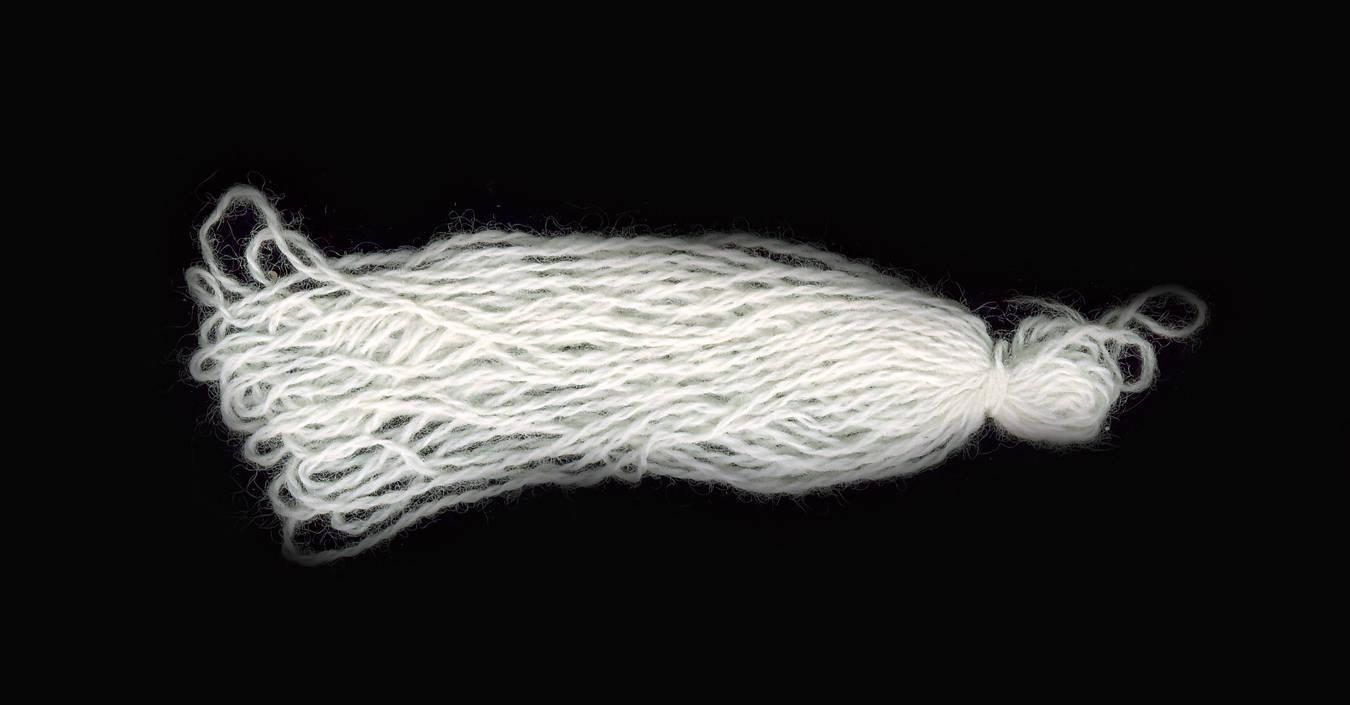 Bianco Naturale – 100% cashmere