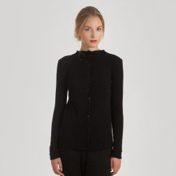 New arrivals: Women's cashmere cardigan HELEN