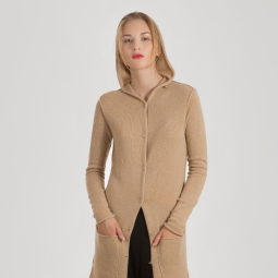 New arrivals: Women's cashmere hoodie GRACE