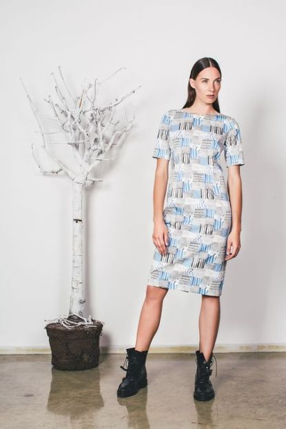 Spring outfits | VAST FIELDS DRESS BY DEEPLY PERSONAL