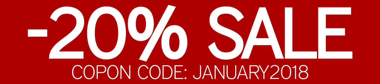 Sale January 2018